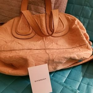 Givenchy nightingale wrinkled purse